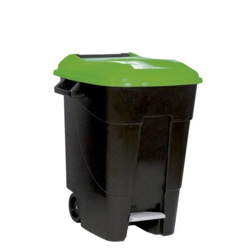 Contentor p/reciclagem 100L
