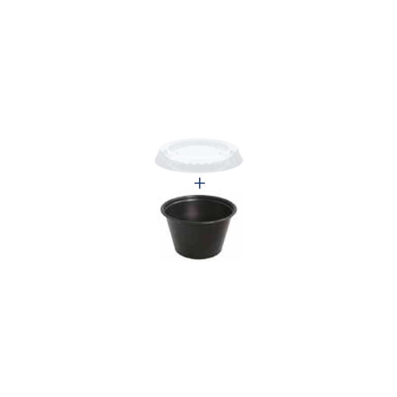 Molheiro Preto 120 ml