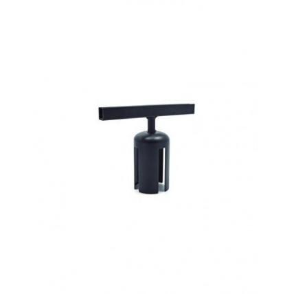 Porta Cartaz A4 Black SS Horizontal
