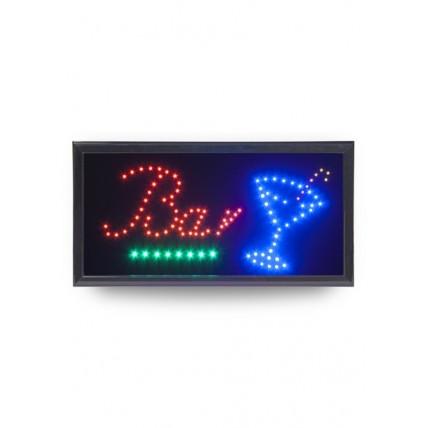 """Sinal LED """"BAR"""""""