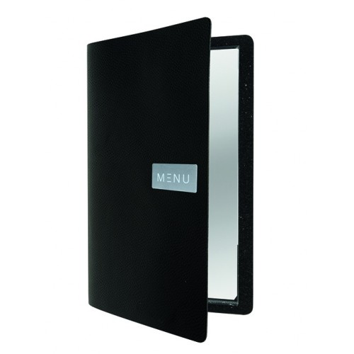 Porta Menus Leather range