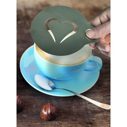 Stencils para café