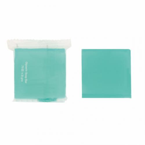 Sabonetes 20G 4x4 CM Azul Glicerina (500 UNID.)