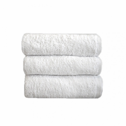 Tapetes de Banho 750 G/M2 50x70cm Branco Algodão (16 UNID.)