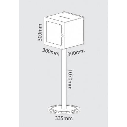 Display Cubo