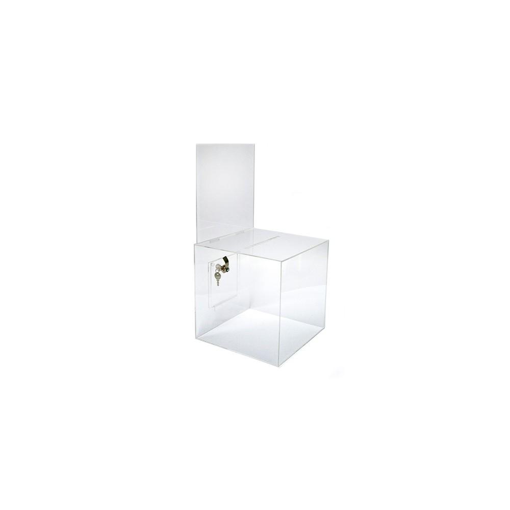 Caixa de Sugestões c/ fechadura
