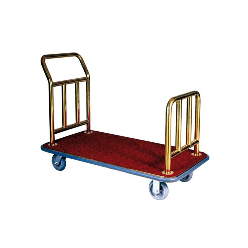 Porta-malas de luxo com plataforma