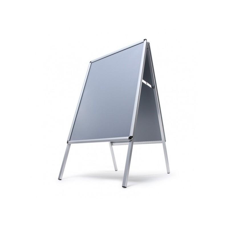 Cavalete interior perfil de 25 mm| esquinas redondas