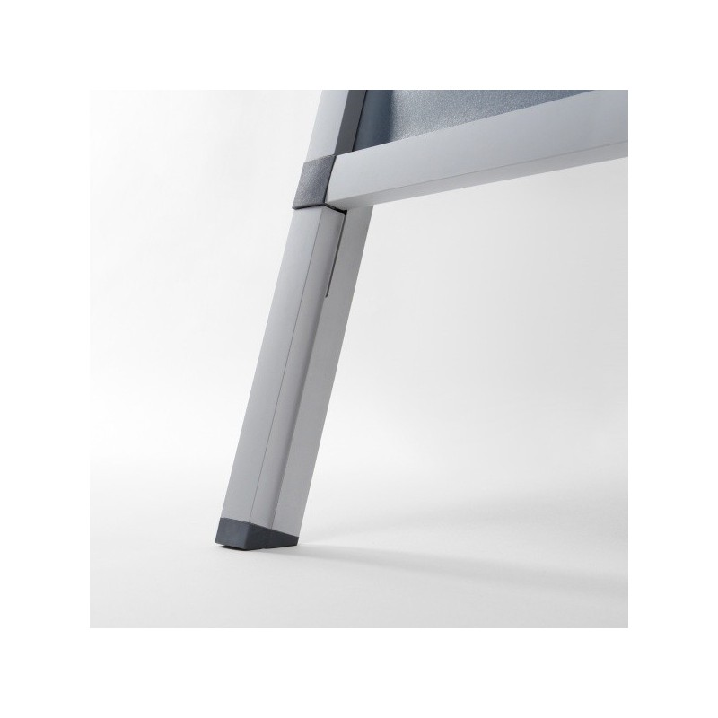 Cavalete Prime|mecanismo de travamento de segurança, para exterior