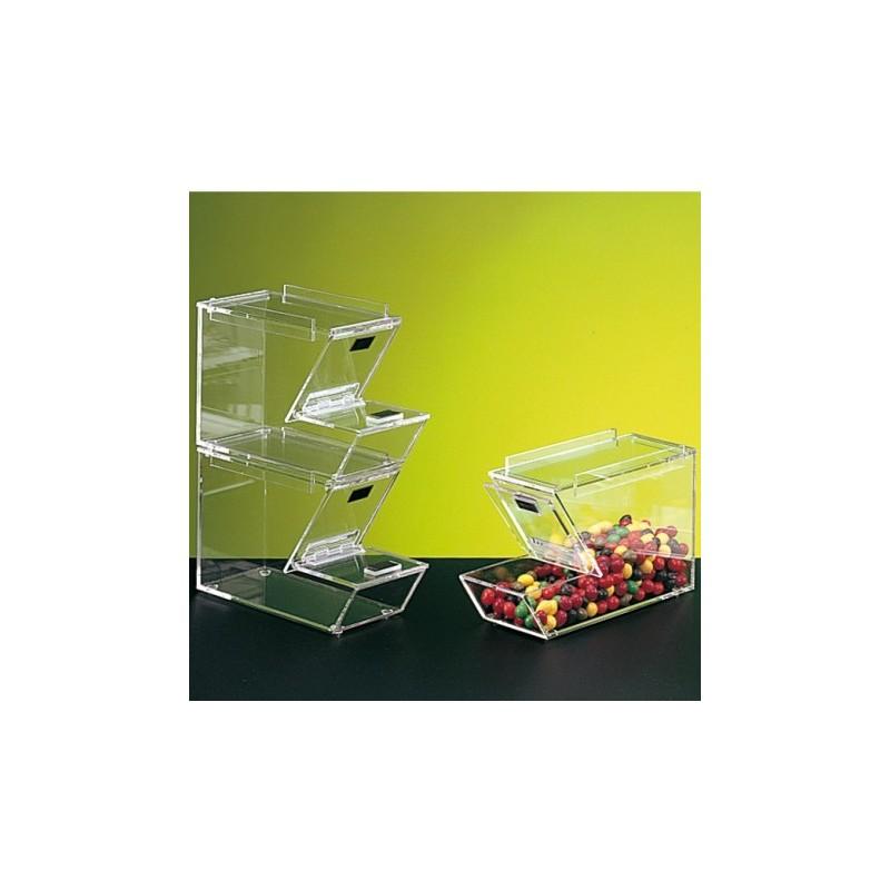 Dispensador Empilhável p/Pastelaria